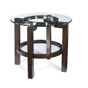 Boerner End Table by Red Barrel Studio