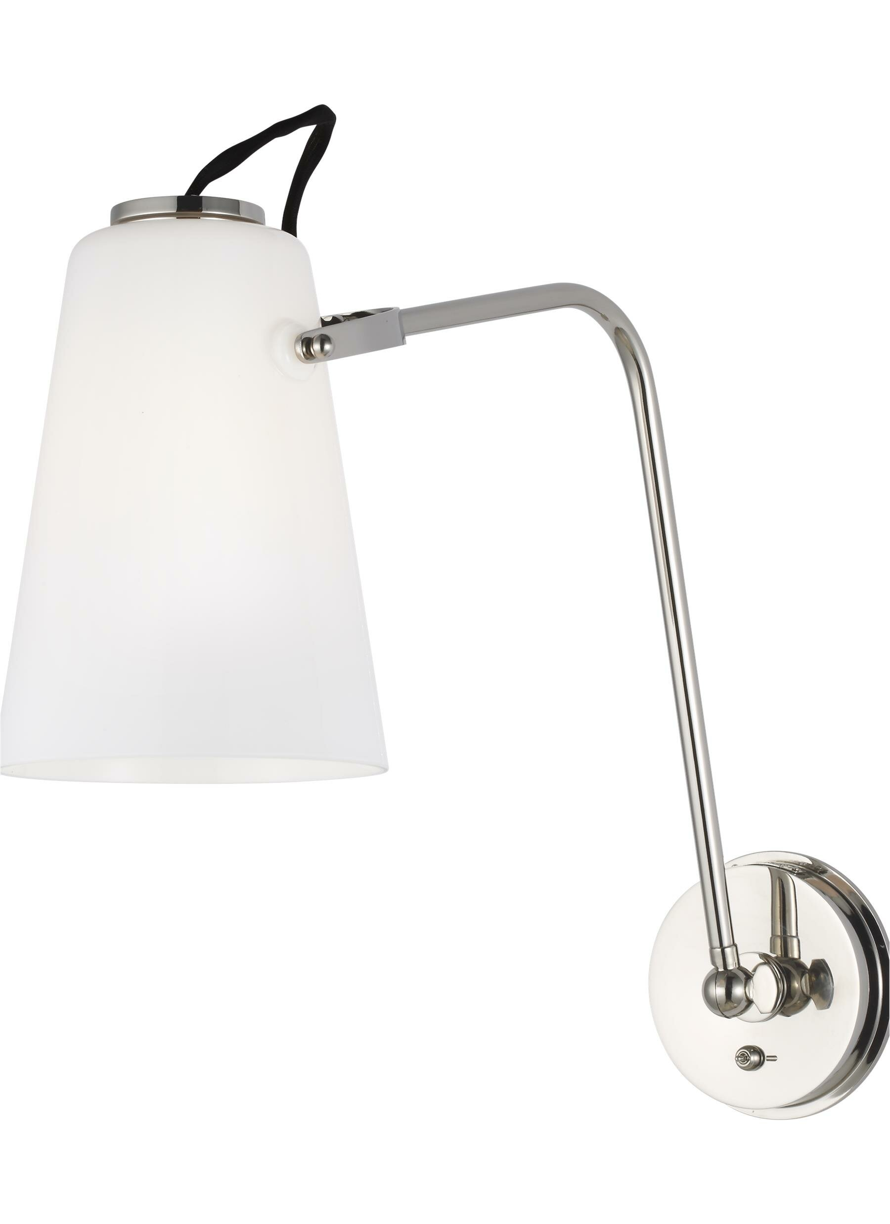 Lauren Ralph Lauren Hazel 1 Light Dimmable Swing Arm Wayfair