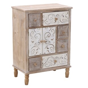 Lastrup 6 Drawer Combi Chest By Bloomsbury Market
