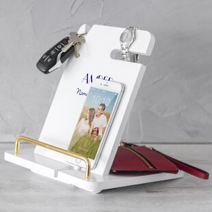 Cathys Concepts Personalized Lacquer Docking Station