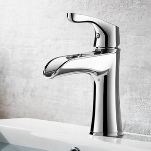 Vinnova Althea Single Hole Bathroom Faucet