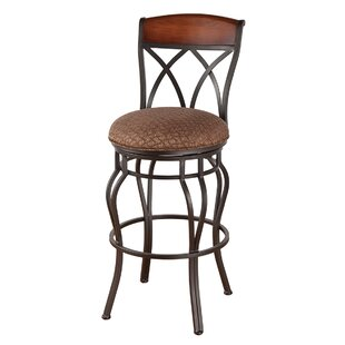 Hughey 30 Swivel Bar Stool