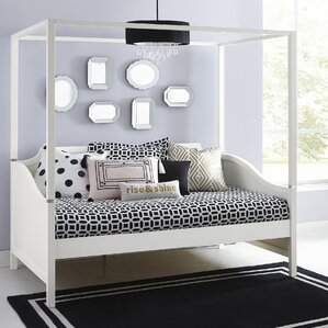Jereme Canopy Daybed by Harriet Bee Image