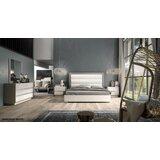 Alwin Sleigh 5 Piece Bedroom Set by Latitude Run