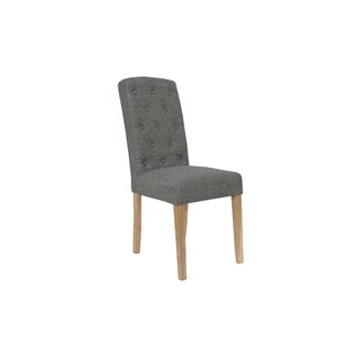 Hickok Upholstered Dining Chair (Set Of 2) By Rosalind Wheeler