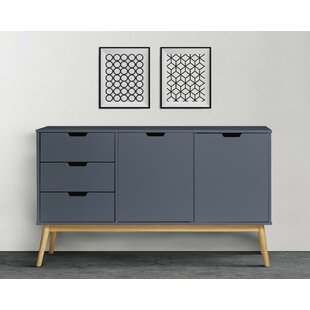 Maribel 3 Drawer Combi Chest By Isabelline