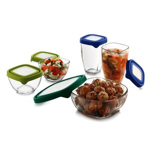 5 Container Food Storage Set
