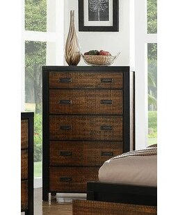 Foundry Select Everett 5 Drawer Chest