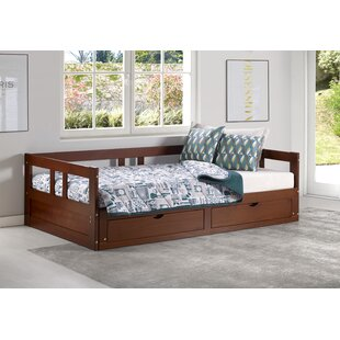 Bechtold Daybed With Trundle By Harriet Bee