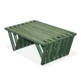 Darcus Solid Wood Coffee Table