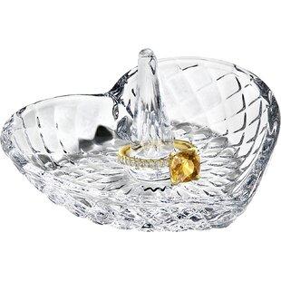 Best Choices Marina Crystal Ring Holder ByGodinger Silver Art Co