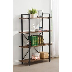 "Bathroom Accessories At Ross laurel foundry modern farmhouse ross 52"" etagere bookcase"