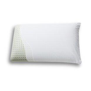 Sleep Plush Medium Foam Pillow ByAlwyn Home