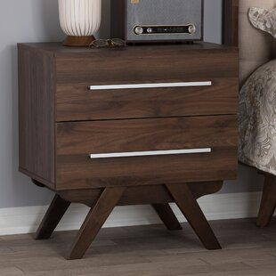 Looking for Shortt 2 Drawer Nightstand by Wrought Studio
