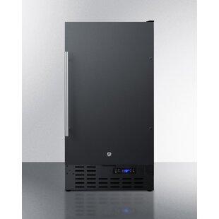 Summit Built-In 2.7 cu.ft. Frost-Free upright Freezer by Summit Appliance
