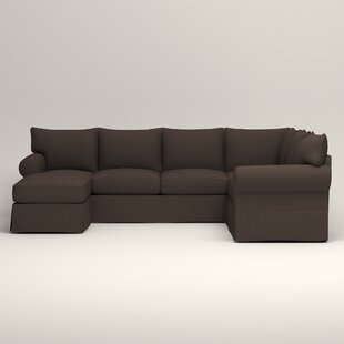 Jameson Upholstered U-Shaped Sectional