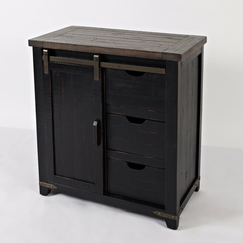 Westhoff 1 Door Accent Cabinet by Gracie Oaks