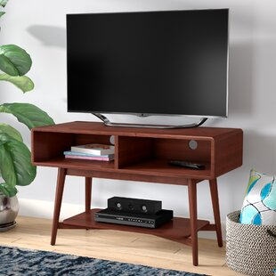7401b2c4f44 Lower price Wrought Studio Dunlop TV Stand for TVs up to 58