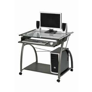 Wilmington Home Office Computer Desk by Symple Stuff Great price