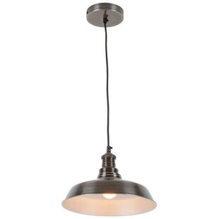 Benton 1-Light Inverted Pendant