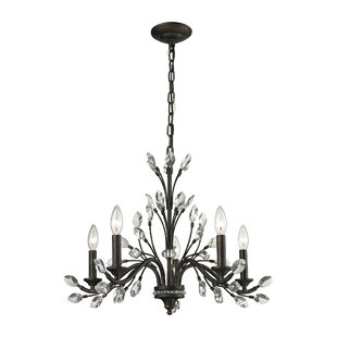 Alcott Hill Hammel 5-Light Chandelier