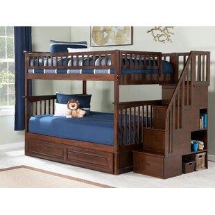 Selig Full Over Full Bunk Bed by Viv + Rae