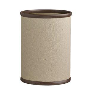 Kraftware Cosomopolitan 3.25 Gallon Waste Basket