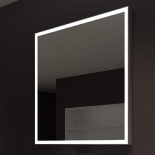 Deals Kristian Illuminated Bathroom / Vanity Wall Mirror ByOrren Ellis