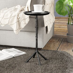 Ainsworth Pedestal End Table