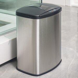 4 gallon trash can