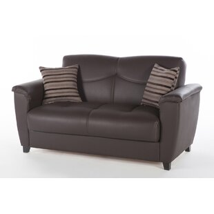Latitude Run Beretta Loveseat