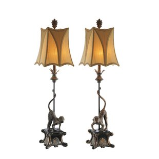 Best Reviews 38 Table Lamp (Set of 2) By Amita Trading