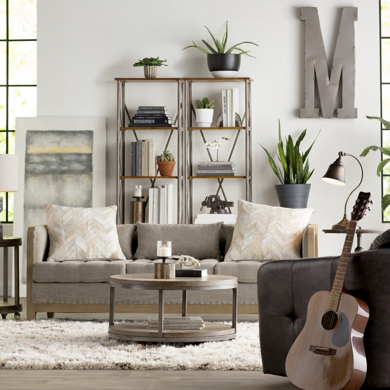 Contemporary Homedecor Ideas: 25 Modern Rustic Living Room Design Ideas !