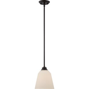 Charlton Home Hardiman 1-Light Cone Pendant