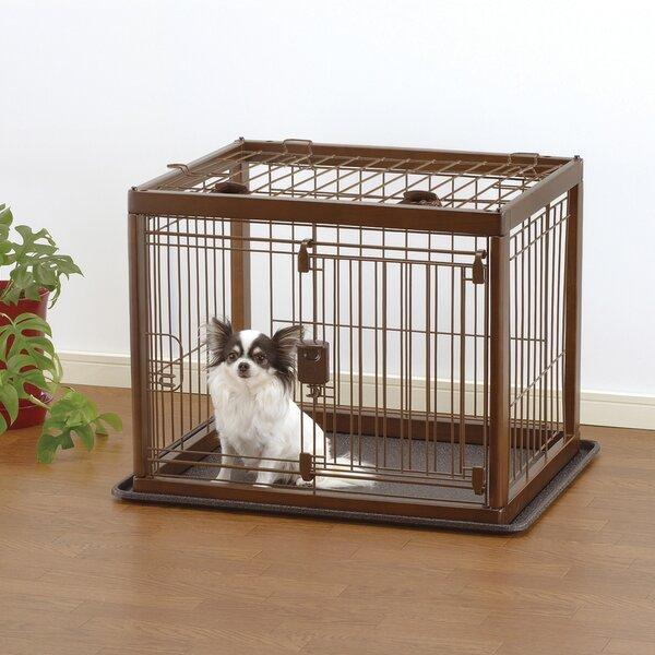 Wooden Pet Crate Wayfair