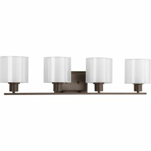 Red Barrel Studio Ernestina 4-Light Vanity Light