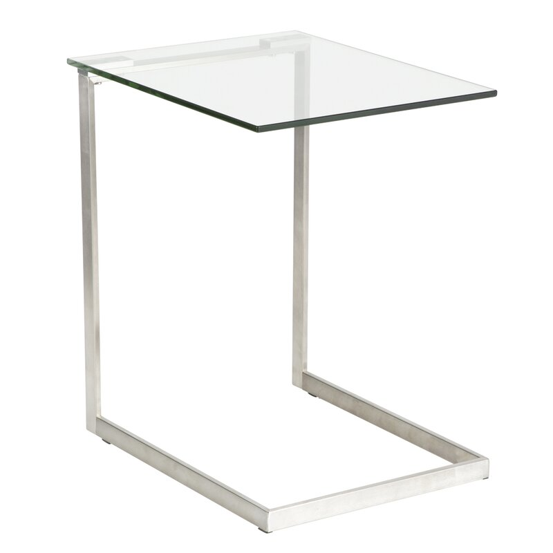 20ab455fa46c Wrought Studio Golding Modern End Table   Reviews