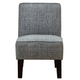 Ebern Designs Passarelli Slipper Chair