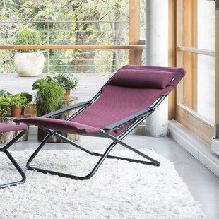 Transabed XL Plus Air Comfort Folding Zero Gravity Chair by Lafuma