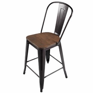 Find for Loranger 24 Bar Stool By 17 Stories