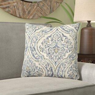 Braud 100% Cotton Throw Pillow