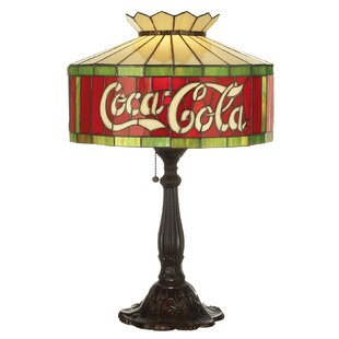 Coca-Cola 24.5 Table Lamp