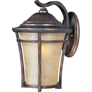 Espy Outdoor Wall Lantern by Millwood Pines