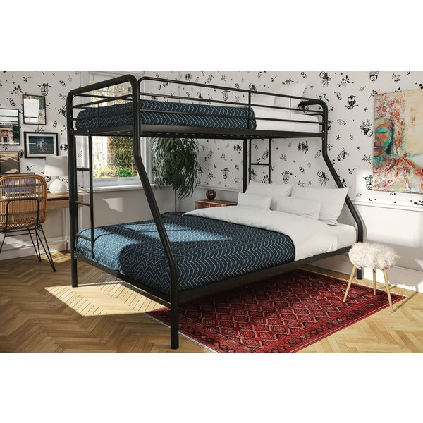 Full Over Futon Bunk Bed Wayfair