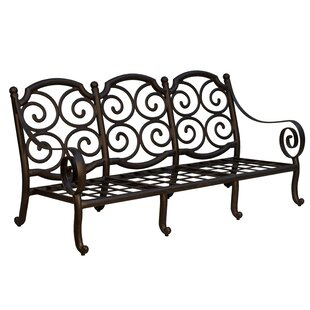 Westhampton Patio Sofa by Fleur De Lis Living