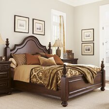 Kilimanjaro Panel Bed by Tommy Bahama Home