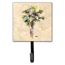 Palm Tree Leash Holder and Wall Hook by Caroline's Treasures