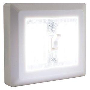 Bright 480 Lumens Battery Powered LED 4-Night Light