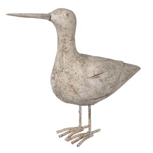 Traditional Rustic Seabird Figurine