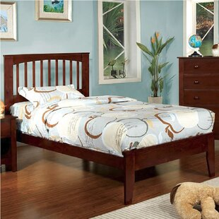 Lewes Platform Bed by Harriet Bee